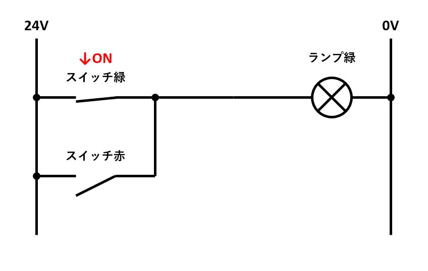 OR回路の解説1