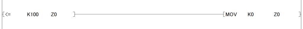 【3行目】ラダープログラムの解説