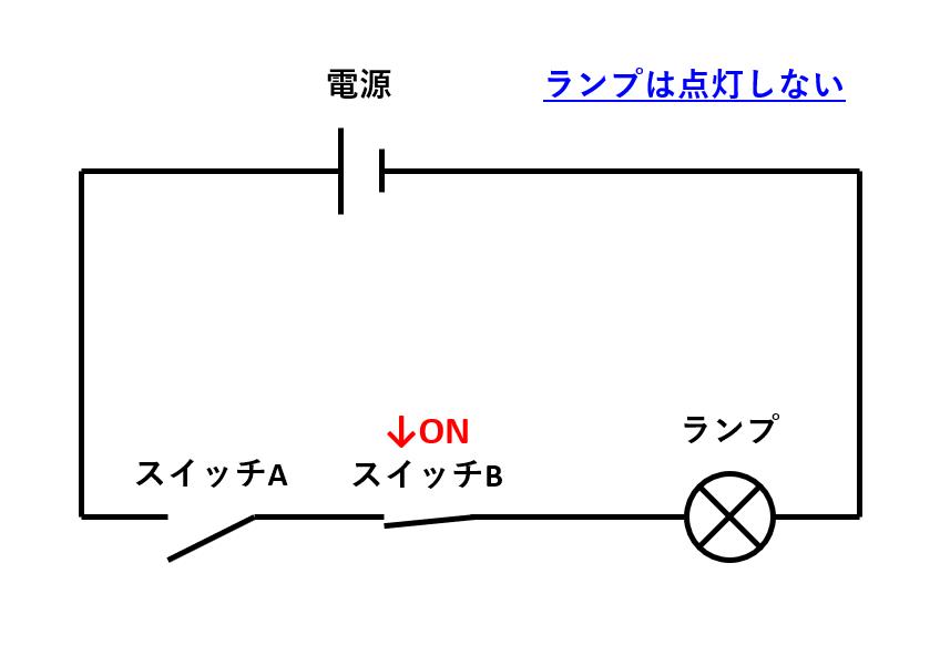 11_電気回路(片方のみON2)
