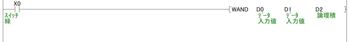 例題①_ラダープログラム