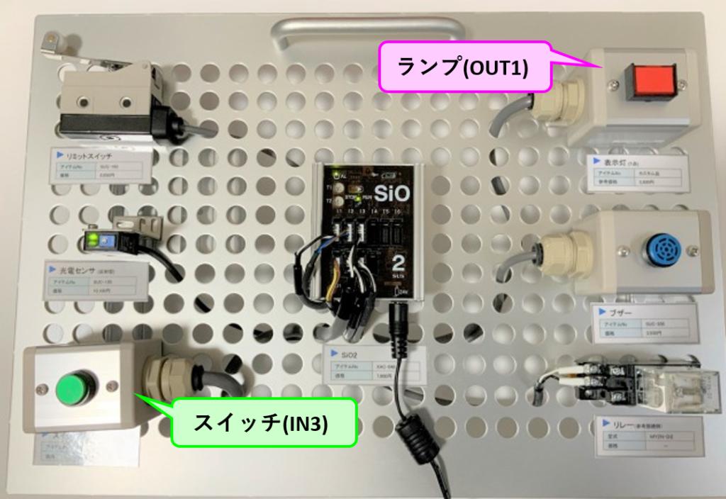 使用例①_入出力機器