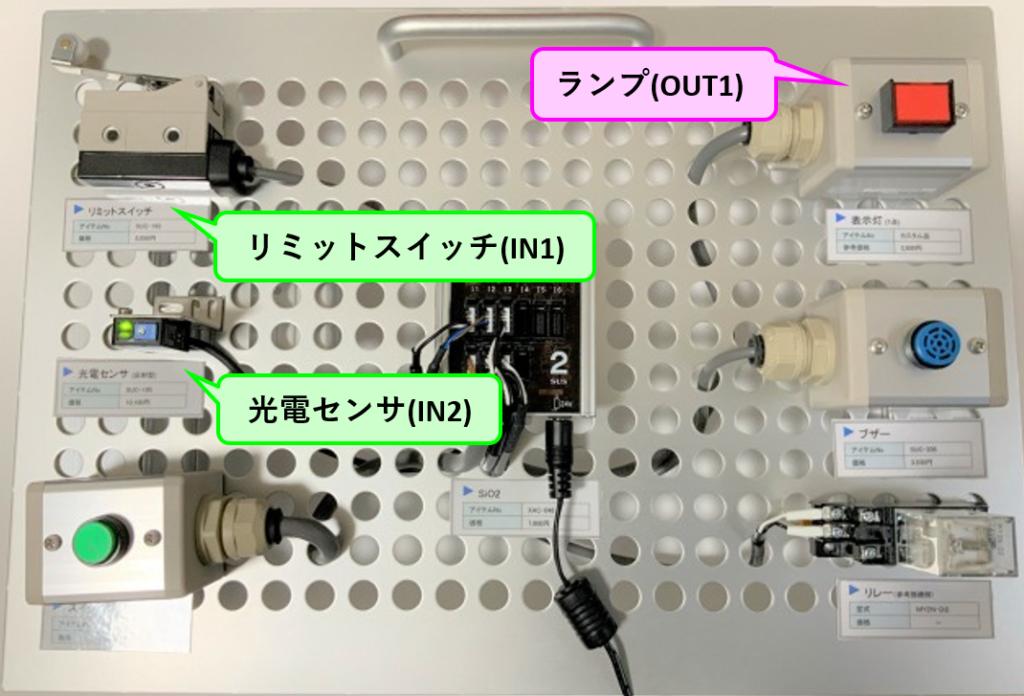 使用例②_入出力機器