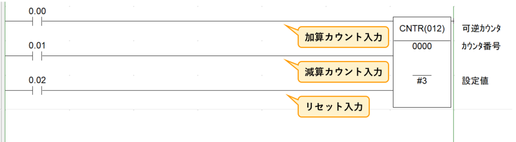 11_可逆カウント命令解説